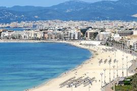 Patrimoni del Consell ve 16 deficiencias en la reforma de la Platja de Palma