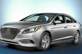 Hyundai ha presentado el Sonata Plug-in Hybrid