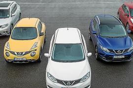 Nissan consiguió en diciembre su mejor cuota