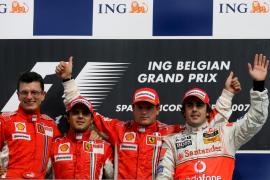 Fernando alonso en Fórmula 1