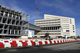 Varias empresas se interesan por la licitación del Palacio de Congresos y el hotel anexo