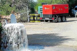 Joan Jaume afirma que en breve aprobará el proyecto de canalización de s'Estanyol