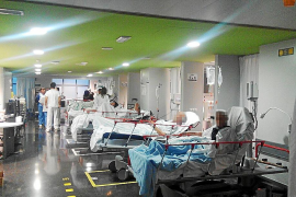 La epidemia de gripe satura las Urgencias de los hospitales