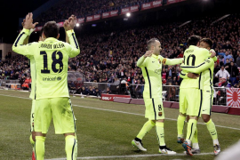 El Barcelona avanza a semifinales de la Copa del Rey tras derrotar al Atlético