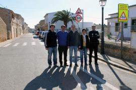 Santanyí impulsa una nueva campaña de seguridad viaria en las escuelas