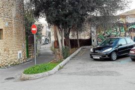 El ensanchamiento de la calle Adela Oliver de Sóller descongestionará la zona de Cas Jurat