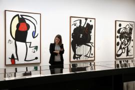 Miró, 'embajador' de Palma en Hamburgo