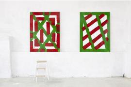 'The apartment (dense painting)', de Antonio González