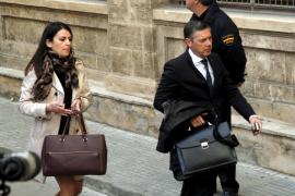 Penalva dice que la «única» intención de Carvajal y Jiménez era grabar a la Infanta