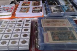 Feria de numismática, filatelia y exonomía