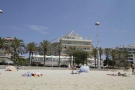 El Consell suspende la aprobación del PRI de la Platja de Palma