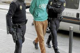 Los autores del asalto al banco del Passeig Mallorca confiesan y van a prisión
