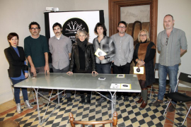 Isabel Servera y Guillem Portell logran el premio Frau_Jove 2014