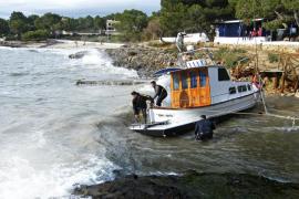 El sur de Mallorca y las Pitiusas, en alerta naranja por fenómenos costeros