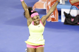Serena Williams gana su sexto Abierto de Australia
