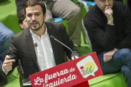Garzón arremete contra Susana Díaz por romper con IU