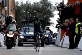 Valverde impone su ley en la Serra de Tramuntana