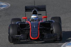 Alonso: «La primera jornada se ha desarrollado como esperábamos»