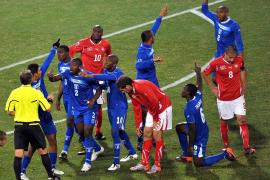 Suiza y Honduras empatan sin goles y se despiden