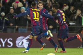 El Barcelona remonta dos veces ante un gran Villarreal