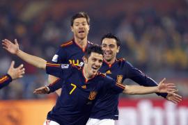 Chile 1 España 2