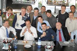 Mesquida & Company, en Xino's Restaurant_e
