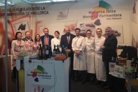 Balears muestra su potencial gastronómico en Madrid Fusión