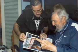Los medios estatales publican las primeras fotografías  de Fidel Castro desde el mes de agosto
