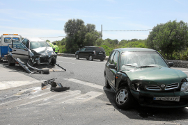 Muere una mujer de 84 años atropellada por un coche en Alcúdia