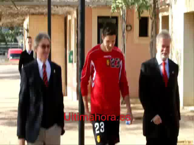 Yuste llega al Mallorca «para sumar»