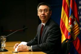 El Barça se ampara en el juez Ruz para no sentarse en el banquillo