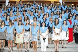 La escuela Alberta Giménez celebra la ceremonia de graduación de 181 alumnos
