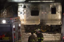 Siete muertos al chocar un tren con un vehículo en Nueva York