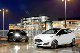 Ford lanza las ediciones 'Black' y 'White' del Fiesta y del Ka