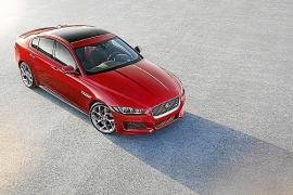 El Jaguar XE, elegido 'Most Beautiful Car of 2014'