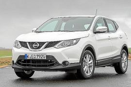 Qashqai, el más seguro de 2014, según Euro NCAP