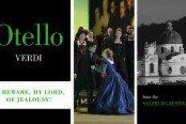 Proyección de 'Otelo', de Verdi