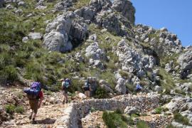 """La ruta de la """"pedra en sec"""" de Mallorca se amplía hasta los 300 kilómetros"""