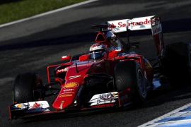 Ferrari vuelve a ser el más rápido en Jerez
