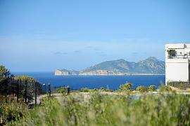 El mirador de sa Mola del Port d'Andratx, abierto de nuevo al público