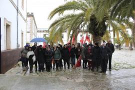 Unos 50 funcionarios de Inca exigen soluciones contra el frío en su lugar de trabajo