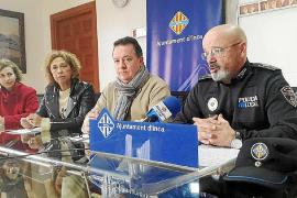 La policía de Inca pone 21 multas por incivismo