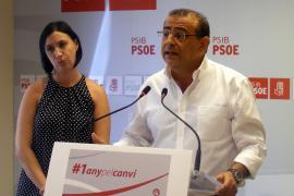 """El PSOE de Calvià presenta la campaña  """"¿Tienes un minuto?"""""""