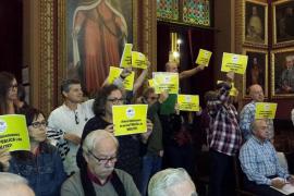 Los bibliotecarios se movilizarán ante el «desprecio» de la gestión de Cort