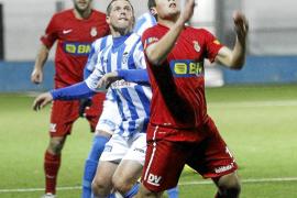 Juárez pone en ventaja al Atlètic Balears en la Copa Federación