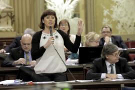 Armengol acusa al PP de pervertir la proposición de ley de transparencia