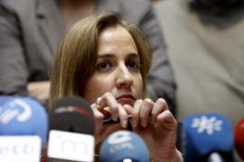 Tania Sánchez deja IU para no ser «cómplice» de la dirección regional del partido