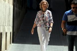 El alcalde de Inca pide unos zapatos usados a la reina Sofía