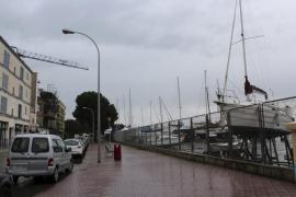 Vecinos y restauradores del Port de Alcúdia, contrarios a la nueva marina seca