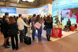EIVISSA. TURISMO. Eivissa y Formentera clausuran la feria turística Fitur con muy buenas expectativa